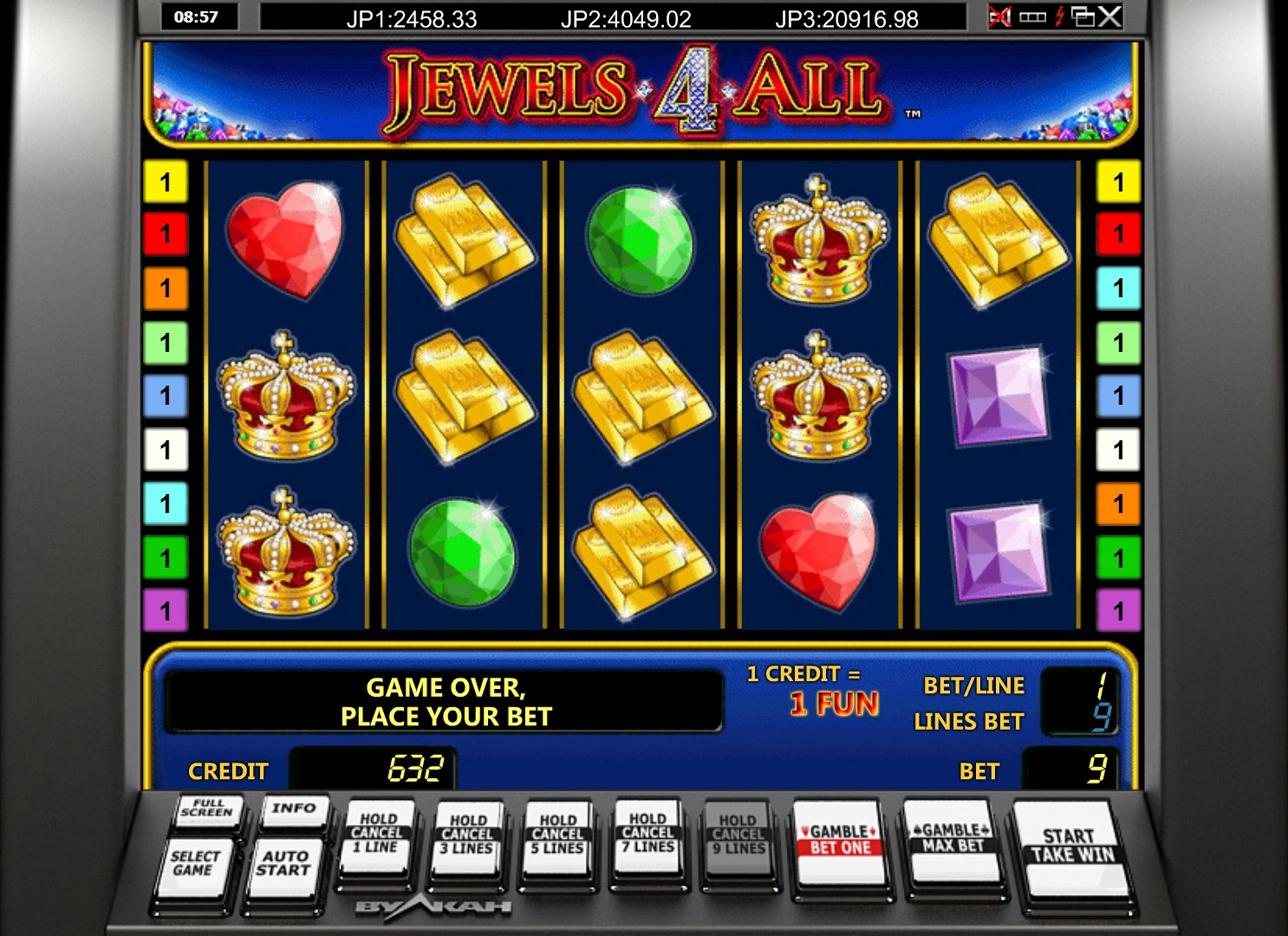 Real slots 2 спампаваць